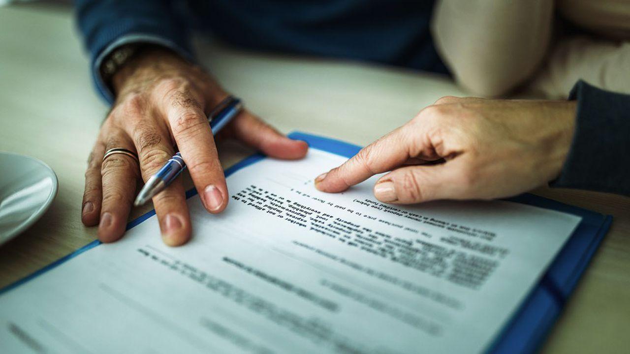 contrat de prêt